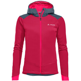 VAUDE Qimsa Softshell Jacket Women cranberry